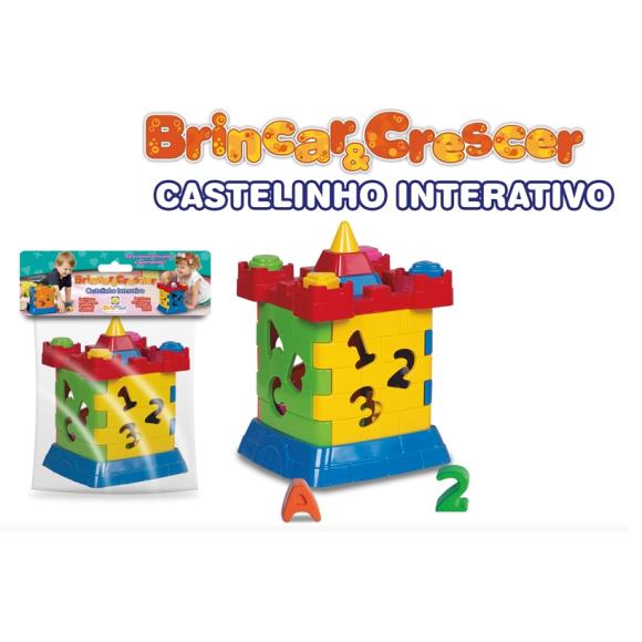 Castelinho Interativo
