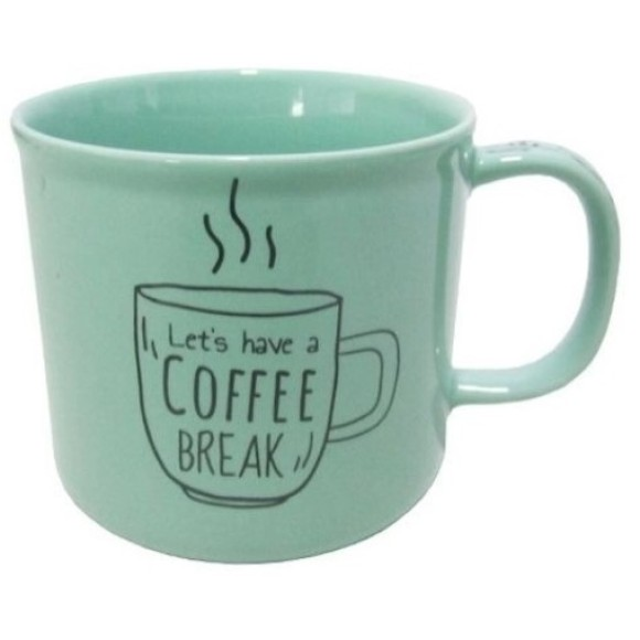 Caneca Master Coffee 280ML  Verde